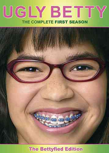 UGLY BETTY:COMPLETE SSN1 BETTYFIELD E BY UGLY BETTY (DVD)