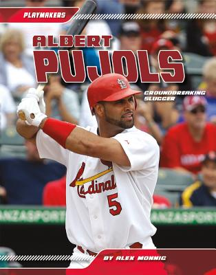 Albert Pujols By Monnig, Alex
